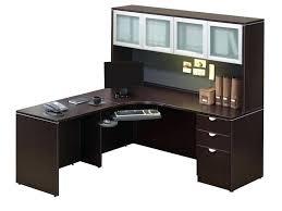 atlas oak hidden home office. Home Office Desk Corner Atlas Solid Oak Hidden Brilliant