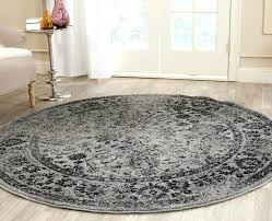 fancy 8 ft round rug circular rugs round rugs large rugs 8 foot round rug living 8 foot rug runners