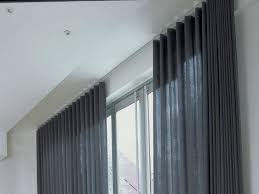 magnificent ikea track curtains and curtain track system motorized stage curtain track system