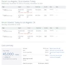 Aa Award Travel Off Peak Destinations And Dates The Points Guy