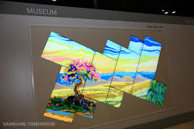 Small Picture Samsung Unveils New Dynamic Signage Solutions and Display