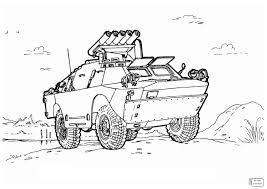 daring army vehicles coloring pages 12 on