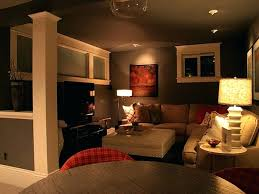 finished basement lighting ideas. Partially Finished Basement Ceiling Best Way To Finish A Wall How Refinish . Lighting Ideas