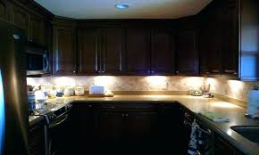 under cabinet kitchen led lighting. Led Lighting Under Cabinet Kitchen Fluorescent Light Installing Strip Ki N