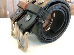leather belt for buckles custom classic gents anvil customs mens buckleless belts leather belt for buckles