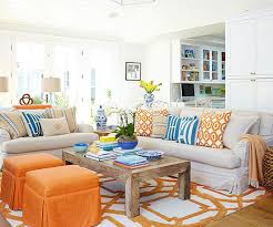 Living Room Color Scheme: Vibrant-Yet-Livable