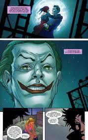 Nothing Romantic About Harley Quinn Joker Arousing Grammar