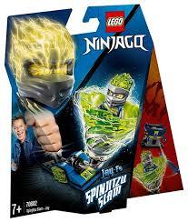 Конструктор <b>LEGO Ninjago</b> 70682 <b>Бой мастеров</b> кружитцу — Джей