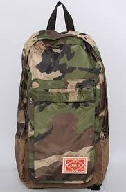 Obey Commuter <b>Backpack</b> Camo/Brown Mens Obey. $38.00 | Сумки
