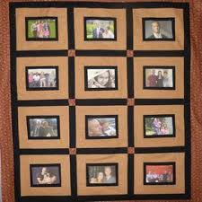 Custom Quilts | Personalized Quilts | CustomMade.com & Custom Photo Memory Quilt by Arlene Krulewich Adamdwight.com
