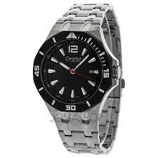 bulova watches jomashop caravelle by bulova black dial stainless steel men s watch