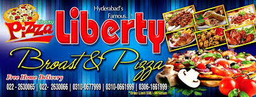 Liberty Pizza & Fast Food - Home - Hyderabad, Sindh - Menu, Prices,  Restaurant Reviews   Facebook