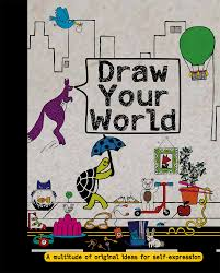 draw your world drawing books parragon books 9781472367945 amazon books