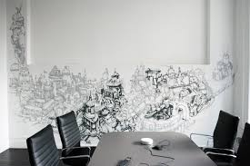 creative office wall art. Shapely Office Creative Wall Art