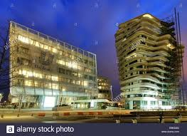 unilever office. Residental Tower Marco Polo And Unilever Head Office In The HafenCity, Germany, Hamburg N