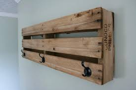 Homemade Coat Rack Best Homemade Coat Racks Wall Mounted Coat Rack With Shelf Plans The