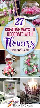 Flower Decoration Design 100 Best Creative Flower Decoration Ideas And Designs For 100 47