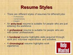 Best Different Resumes For Different Jobs Ideas - Simple resume .