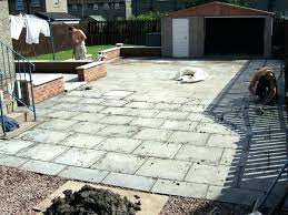 pavers cost vs concrete how to make how to make a patio inspirational content concrete pat pavers cost vs concrete how