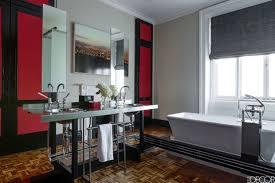 Black And White Bathroom Designs Simple Inspiration Ideas