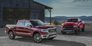 Ram Truck brands its legacy half-ton with 'Classic' Badge for 2019