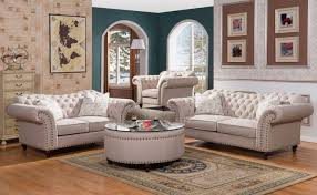 beige tufted sofa. Delighful Beige McFerran SF1709S Beige Linen Back Tufted Sofa Loveseat Chair Set 3Pcs  Classic Reviews For