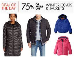 cyber monday 75 or more off winter coats