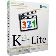 The codec pack contains a plugin for decoding h.264 mvc 3d video. K Lite Mega Codec Pack Download Eenksoft