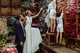 Tailor-made wedding dresses - Maison Constance Fournier