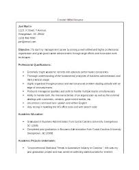 Sample Resume For Mba Finance Freshers Toyindustry Info