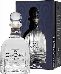 don chicho silver tequila gift box