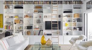 Living Room Built Ins 5 Built In Bookshelves That You Will Fantasize About Daccor Aid