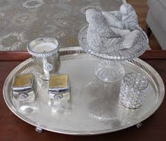 Decorating With Silver Trays Decorating With Silver Trays Home Decor 100 44