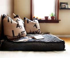 Oversized Floor Cushions Pillows Design O With Impressive Ideas