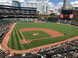 Oriole Park At Camden Yards Section 330 Home Of Baltimore