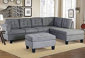 oz living furniture. Sofa 3-piece Sectional With Chaise And Ottoman Living Room Furniture, Oz Furniture