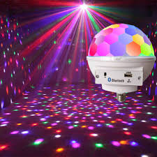 Party Lights That Go With Music Colorful Disco Ball Soundlights For Home Party Karaoke
