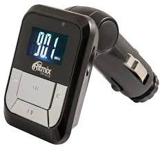 <b>FM</b>-<b>трансмиттер Ritmix FMT-A710</b> — купить по выгодной цене на ...
