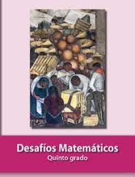 Libro desafíos matemáticos 5 grado del maestro contestado es uno de los libros de ccc revisados aquí. Desafios Matematicos Sep Quinto De Primaria Libro De Texto Contestado Con Explicaciones Soluciones Y Respuestas