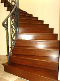 how to install vinyl plank flooring on stairs stair treads at com luxury fl