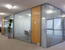 office glass door glazed. Brilliant Glass Acoustic Frameless Double Glazed Glass Wall Slider 5 For Office Door S