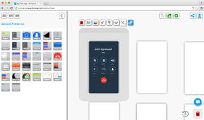 Fluid App Design Symbols