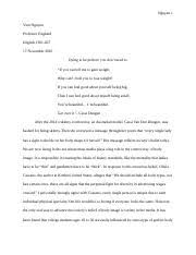 suggestion for ulysses s essay discourse community analysis peer 7 pages synthesis essay final paper