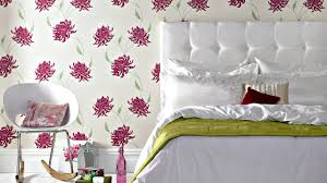 Small Picture Wallpaper for bedroom Ideas of modern wall design 2017 YouTube