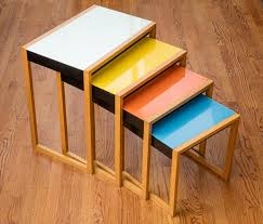 Nesting furniture Oak Image The New York Times In Praise Of Nesting Tables The New York Times