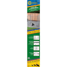 american kennel club ft x ft x ft chain link kennel kit american kennel club 6 ft x 10 ft x 6 ft chain link kennel kit 308595akc the home depot