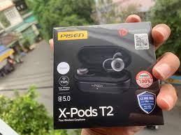 Tai nghe Pisen True Wireless X-Pods T2