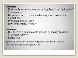 Advantages And Disadvantages Of Natural Gas Alternate Fuels Ppt