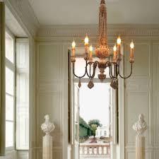 captivating european style chandeliers 15 vintage chandelier loft nordic wood industrial lighting six heads bedroom dining room