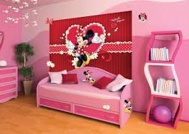 Pink Accessories For Bedroom Bedroom Incredible Minnie Mouse Bedroom Ideas Minnie Mouse Room